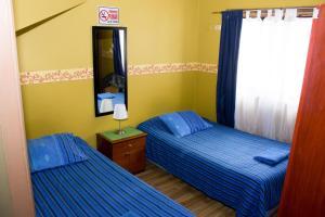 Hostal Residencia Blest Gana, Penziony – hostince  Viña del Mar - big - 33