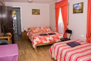 Hostal Residencia Blest Gana, Penziony – hostince  Viña del Mar - big - 35