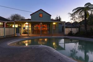 The Backyard Inn, Hostely  Rotorua - big - 55