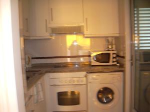 Apartment Gemelos 24, Apartmány  Cala de Finestrat - big - 11