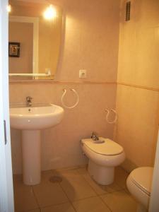 Apartment Gemelos 24, Apartmány  Cala de Finestrat - big - 16