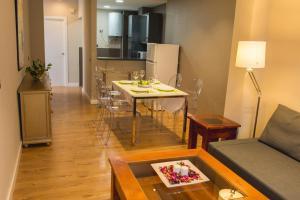 AB Apartamentos H2O, Ferienwohnungen  Málaga - big - 12