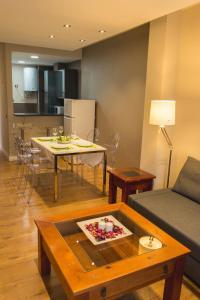 AB Apartamentos H2O, Ferienwohnungen  Málaga - big - 8