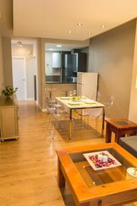 AB Apartamentos H2O, Ferienwohnungen  Málaga - big - 3