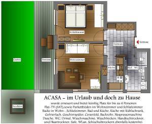 Acasa, Apartmány  Nauders - big - 48