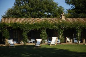 Locanda Della Quercia Calante, Venkovské domy  Castel Giorgio - big - 9