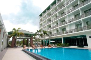 The Flora May Resort, Hotely  Songkhla - big - 8