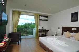 The Flora May Resort, Hotels  Songkhla - big - 5
