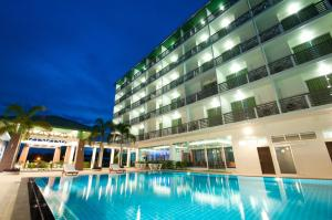 The Flora May Resort, Hotely  Songkhla - big - 12