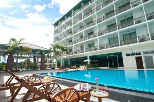 The Flora May Resort, Hotely  Songkhla - big - 11