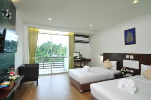 The Flora May Resort, Hotely  Songkhla - big - 15