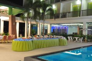 The Flora May Resort, Hotely  Songkhla - big - 9