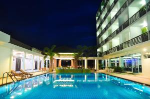 The Flora May Resort, Hotely  Songkhla - big - 13