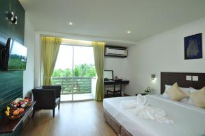 The Flora May Resort, Hotely  Songkhla - big - 16