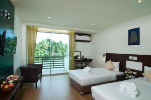 The Flora May Resort, Hotels  Songkhla - big - 2