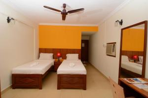 Silver Sands Sunshine - Angaara, Hotely  Candolim - big - 4