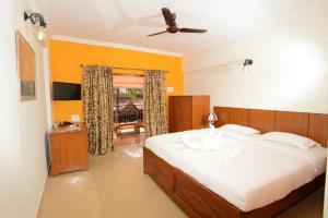 Silver Sands Sunshine - Angaara, Hotels  Candolim - big - 6