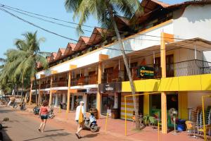 Silver Sands Sunshine - Angaara, Hotely  Candolim - big - 44