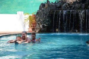 Silver Sands Sunshine - Angaara, Hotels  Candolim - big - 45