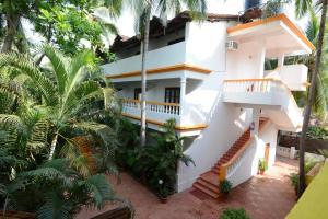 Silver Sands Sunshine - Angaara, Hotels  Candolim - big - 24