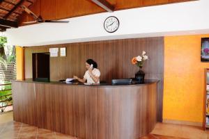 Silver Sands Sunshine - Angaara, Hotels  Candolim - big - 23