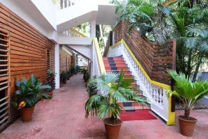 Silver Sands Sunshine - Angaara, Hotels  Candolim - big - 21