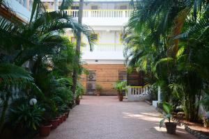 Silver Sands Sunshine - Angaara, Hotels  Candolim - big - 20