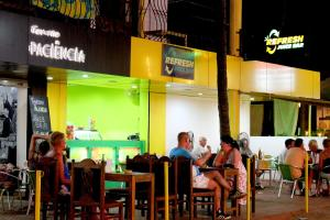 Silver Sands Sunshine - Angaara, Hotels  Candolim - big - 18