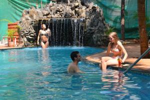 Silver Sands Sunshine - Angaara, Hotels  Candolim - big - 39