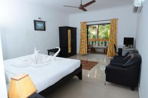Silver Sands Sunshine - Angaara, Hotels  Candolim - big - 12