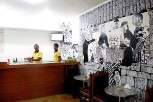 Silver Sands Sunshine - Angaara, Hotels  Candolim - big - 37