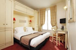 Montparnasse Daguerre, Hotels  Paris - big - 7