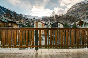 Matterhorngruss Apartments, Apartmány  Zermatt - big - 21