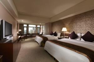Hotel Kuva Chateau, Отели  Чжунли - big - 7