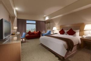 Hotel Kuva Chateau, Отели  Чжунли - big - 8