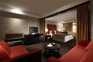 Hotel Kuva Chateau, Отели  Чжунли - big - 9