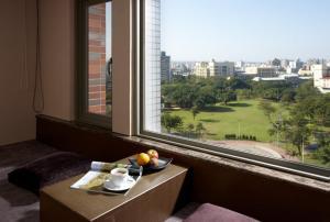 Hotel Kuva Chateau, Отели  Чжунли - big - 3