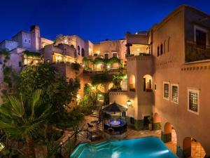 Kasbah Dar Daif, Bed and breakfasts  Ouarzazate - big - 39