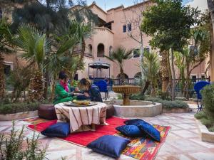 Kasbah Dar Daif, Bed and breakfasts  Ouarzazate - big - 38