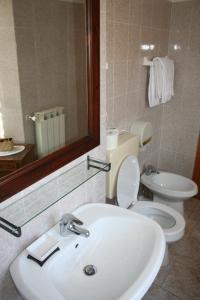 Hotel Coppa, Hotely  Dazio - big - 7