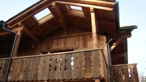 Alpine Mountain Chalet, Chalets  St. Vigil - big - 15