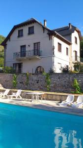Chambres d'hôtes La Fontaine, Affittacamere  Espalion - big - 21