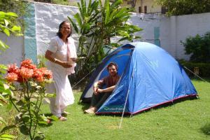 Tienda de campaña (2 adultos)
