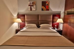 Suite med 1 soverom og byutsikt