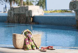 Leonardo Plaza Hotel Dead Sea, Hotels  Neve Zohar - big - 48