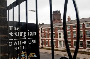 The Georgian Town House Hotel, Отели  Ливерпуль - big - 15