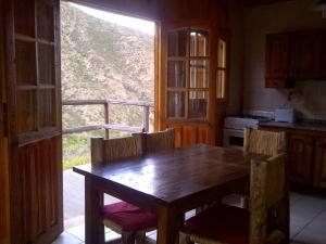 Cabañas Las Retamas, Lodge  Potrerillos - big - 7