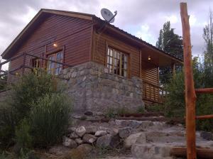 Cabañas Las Retamas, Lodge  Potrerillos - big - 21