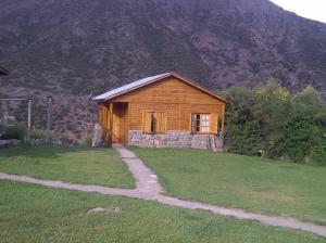 Cabañas Las Retamas, Lodge  Potrerillos - big - 19