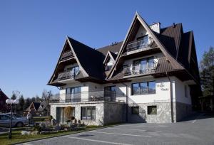 Willa Doris, Guest houses  Zakopane - big - 27